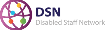 Disabled Staff Network Logo