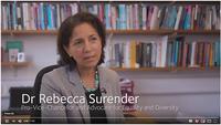 dr rebecca surender video