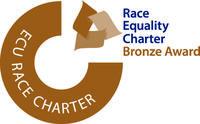 race equality charter bronze award logo